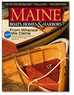 Maine Boats, Homes & Harbors, Issue 102