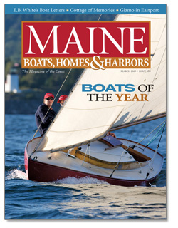 Maine Boats, Homes & Harbors, Issue 103
