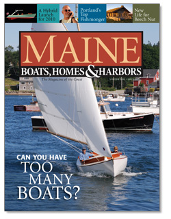 Maine Boats, Homes & Harbors, Issue 107