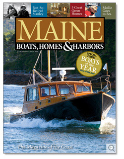 Maine Boats, Homes & Harbors, Issue 108