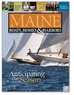 Maine Boats, Homes & Harbors, Issue 109