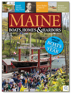 Maine Boats, Homes & Harbors, Issue 113