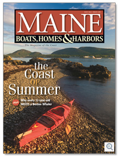 Maine Boats, Homes & Harbors, Issue 120