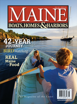 Maine Boats, Homes & Harbors, Issue 124