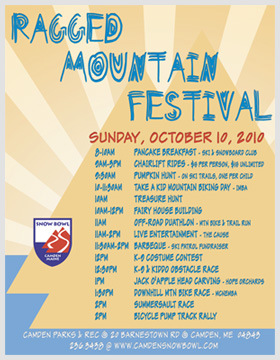 Ragged Mountain Festival