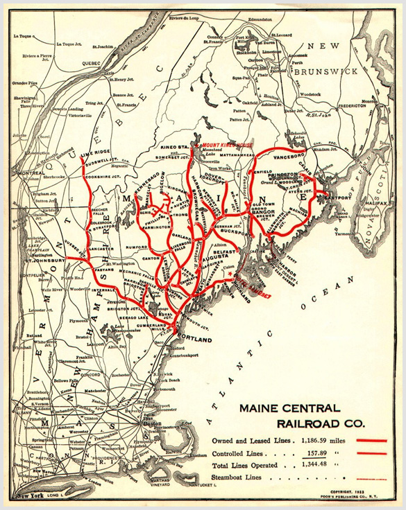 Train Route Image